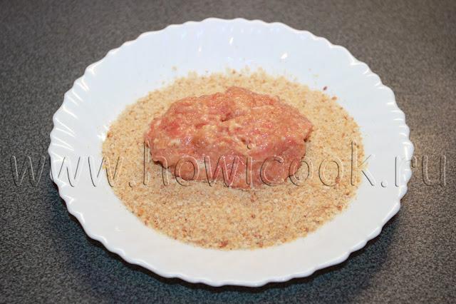 рецепт котлет из горбуши с пошаговыми фото