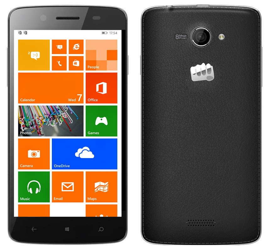 Micromax Canvas Win W092 and Canvas Win W121 with Windows Phone 8.1 launched for Rs. 6500 and Rs. 9500
