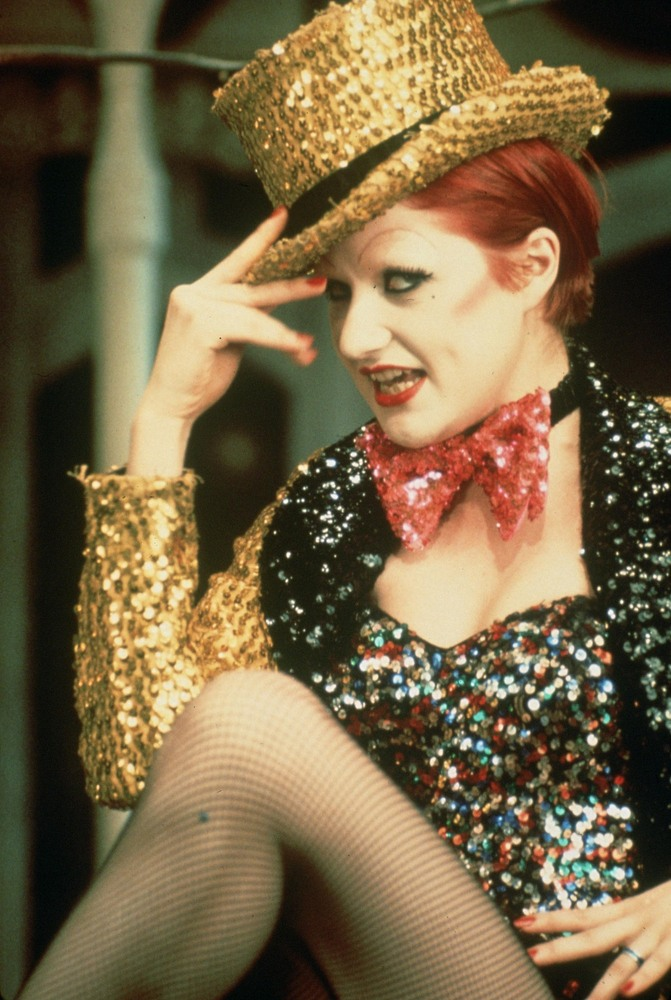Nell campbell breast