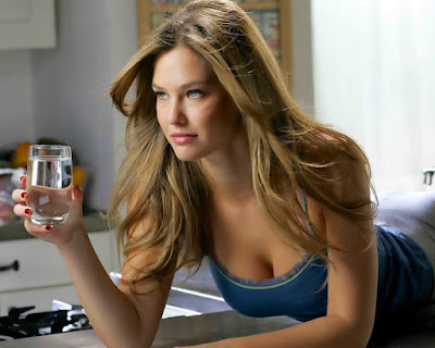 Bar Refaeli Boob Cleavage Victoria Secret Fashion Model HD Wallpaper 007,Bar Refaeli HD Wallpaper