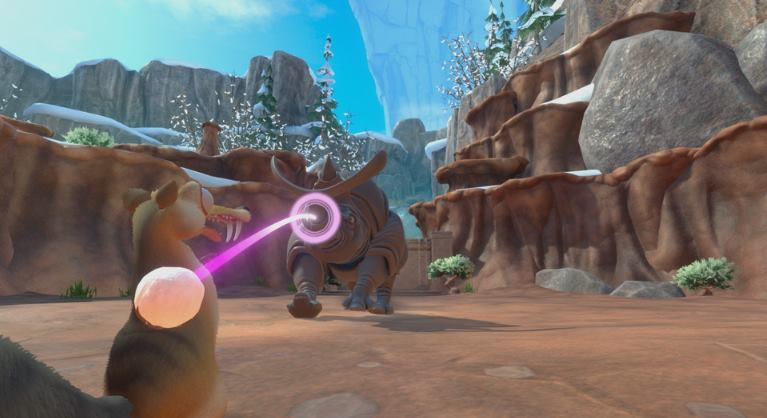 Ice Age Scrats Nutty Adventure PC Full Español