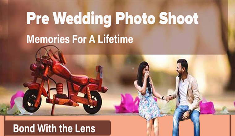 Pre-Wedding Photo Shoot  Memories for a Lifetime #infographic