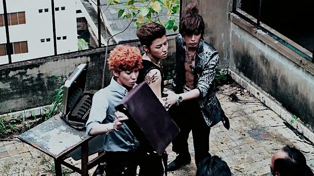 블락비(Block B) - 'Blockbuster' [Official Photos] - KPOPTIMELOTUS  블락비(Block...