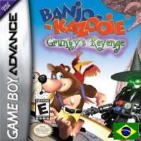 Banjo kazooie grunty's revenge ptbr