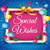 Special Wishes