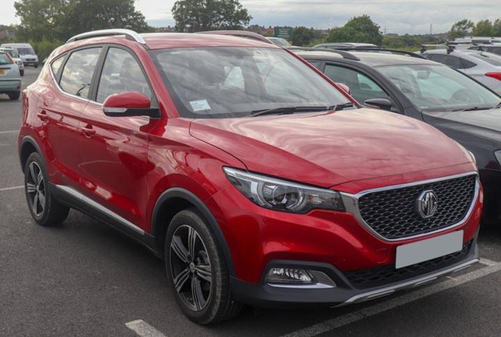 MG ZS có cạnh tranh nổi với Hyundai Kona tại Việt Nam?