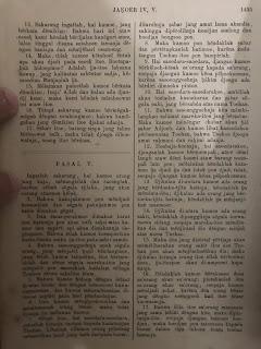 Kitaboel Koedoes karya H.C. Klinkert, cetakan tahun 1909, terbitan Belanda | Sumber: Twitter @Sam_Ardi