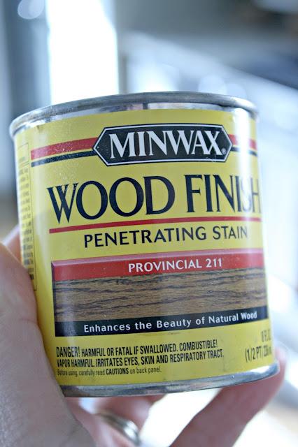 Minwax Provincial