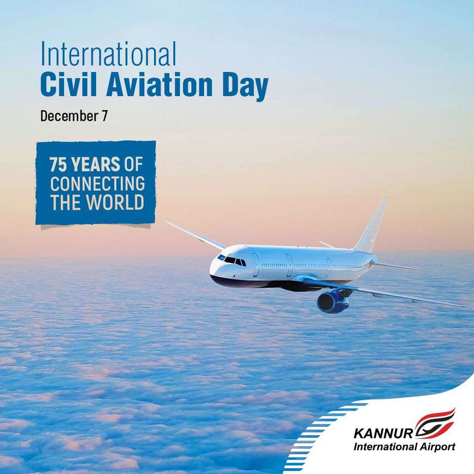 International Civil Aviation Day Wishes Awesome Picture
