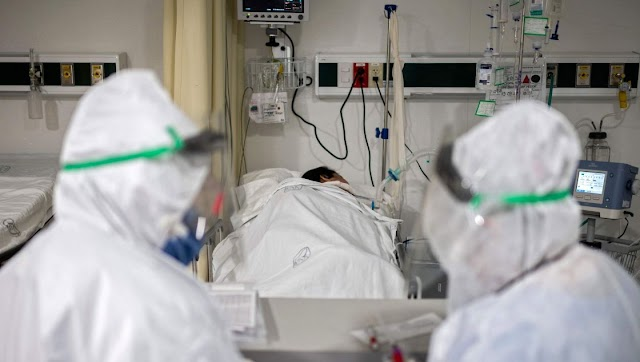Mienten autoridades respecto a la  ocupación de camas en hospitales
