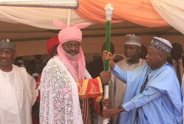 Aminu Ado Bayero emerges new Kano Emir after Sanusi's sack