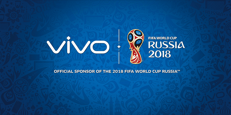 Vivo Is The Official Sponsor Of 2018 And 2022 FIFA World Cup!