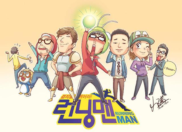 Running Man Episode 339 - 374 Subtitle Indonesia