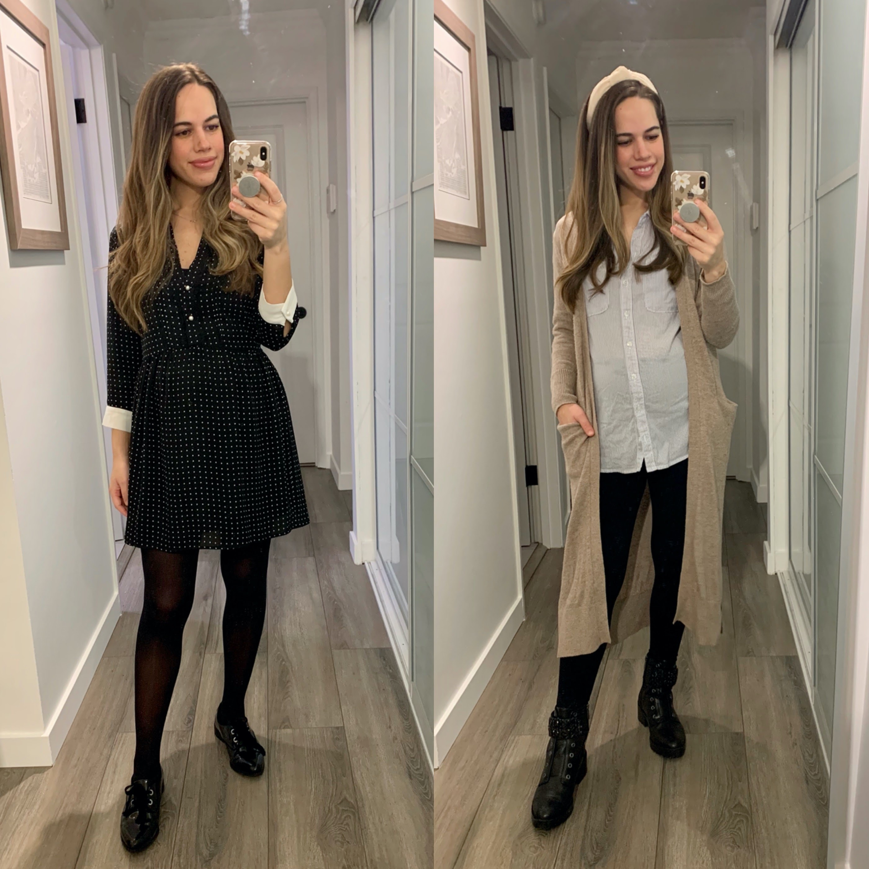 Jules in Flats - What I Wore to Work in December (Week 3)