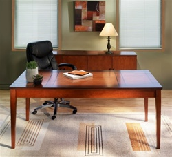 Elegant Writing Desk at OfficeAnything.com