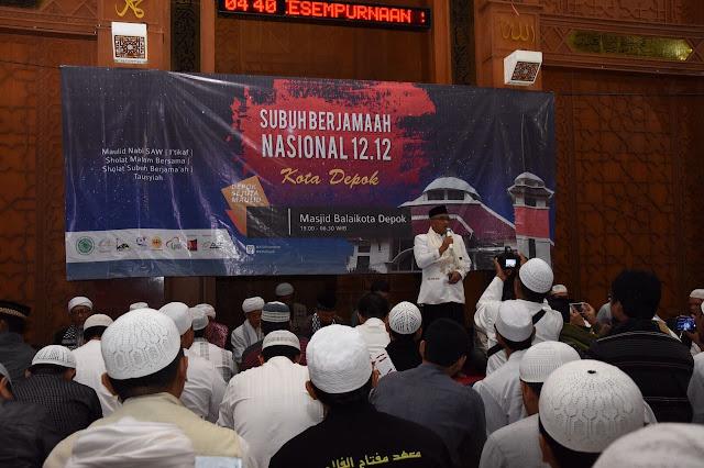 Empat Hukuman Ngeri untuk Penista Agama Menurut MUI di Subuh Berjamaah 1212
