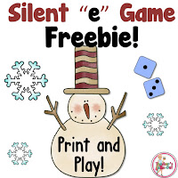 FREE Silent e Game