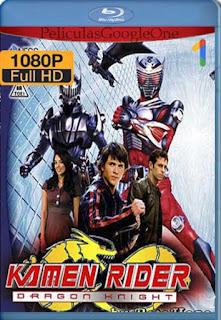 Kamen Rider: El Caballero Dragon [2009] [1080p BRrip] [Latino-Inglés] [GoogleDrive]