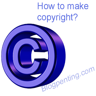 Cara membuat atau memberi lisensi gambar