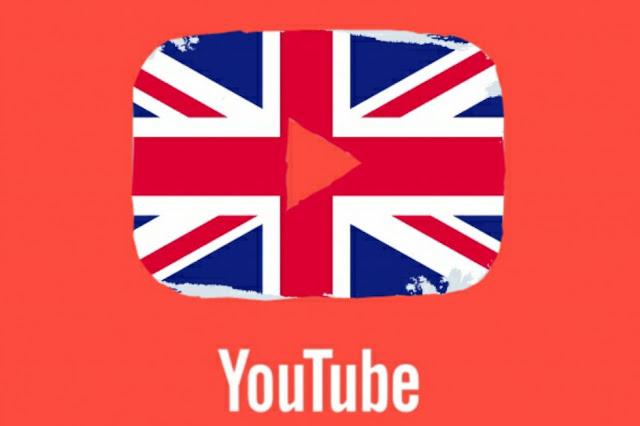 دروس اونلاين لتعليم اللغه الانجليزيه عبر اليوتيوب