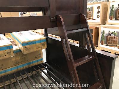 Bayside Furnishings Twin Over Full Bunk Bed Costco Weekender
