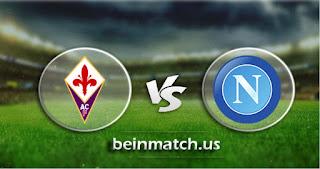 مشاهدة مباراة نابولي وفيورنتينا بث مباشر اليوم 18-01-2020 في الدوري الايطالي