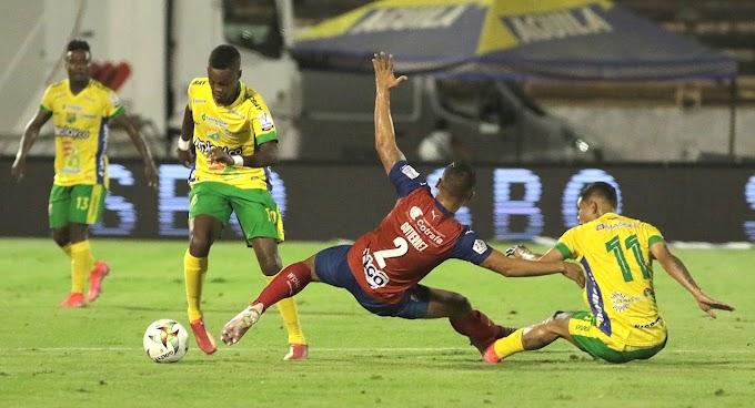 ¡En las buenas y en las malas! La galería de la derrota del Independiente Medellín ante Atlético Huila en el Plazas Alcid