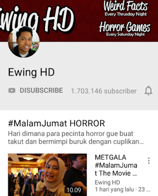 5 Channel YouTube Favorit Saya