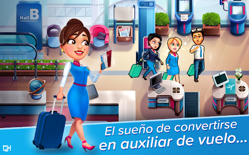 App videojuegos: Amber´s Airline High Hopes
