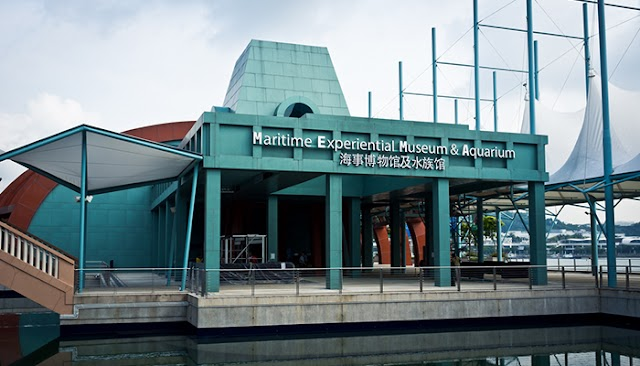 Go back in time at Maritime Experiential - Singapore Maritime Museum