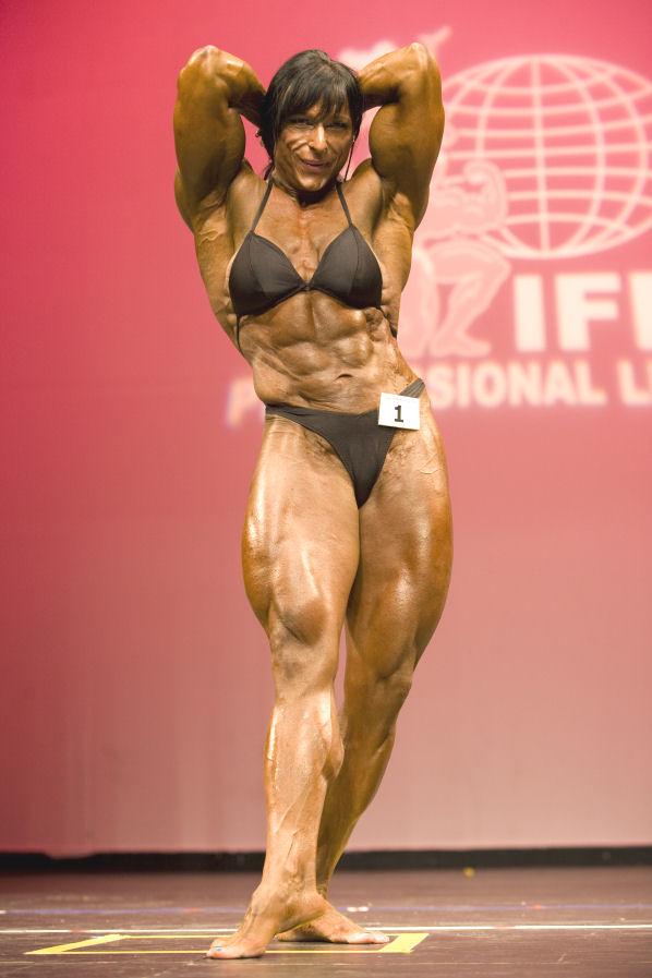 Nude Female Bodybuilders Photos