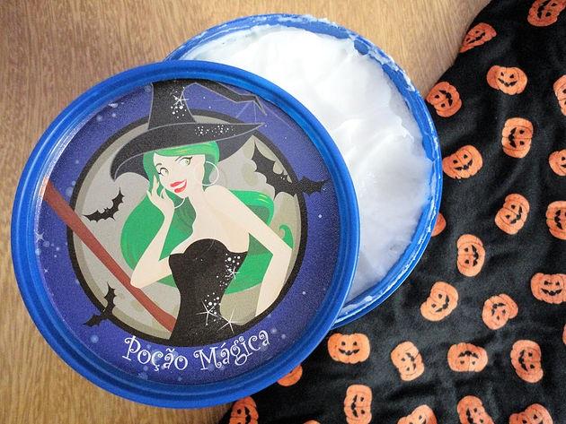 máscara hidratação poção mágica probelle
