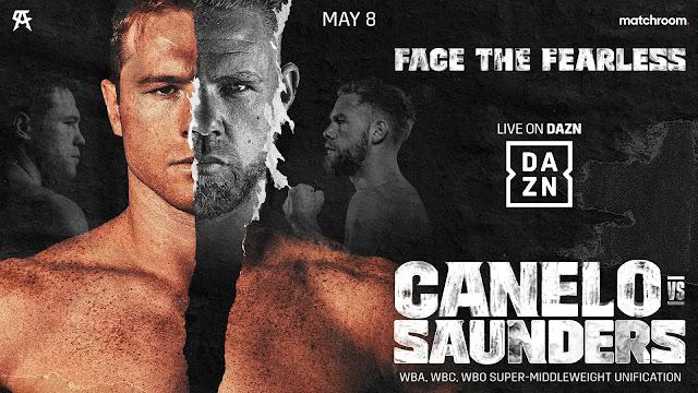 Ver Canelo vs Saunders En vivo Español Online