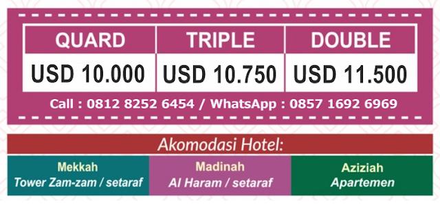 Program Haji Plus 2019 Kuota Resmi Kemenag RI