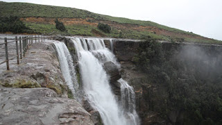 Dainthlen waterfall