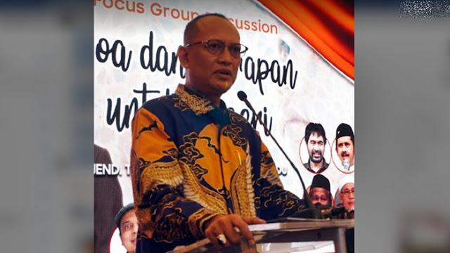 Minta UU Ciptaker Dicabut, Ketua Rekat Sentil Jokowi: Jangan Penampilan Merakyat tapi Kebijakan Pro Konglomerat?