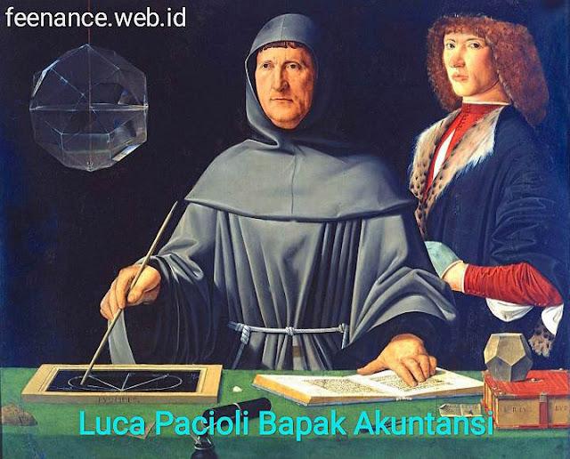 Luca Pacioli bapak akuntansi
