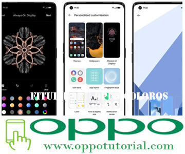 Fitur Baru OPPO ColorOS Android 11