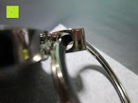 Loch: Hochwertiger weihnachtlicher Schlüsselanhänger