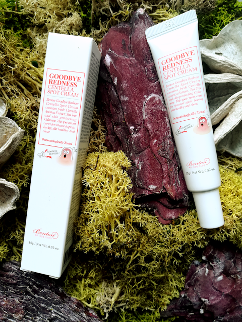 GOODBYE REDNESS CENTELLA SPOT CREAM 15G