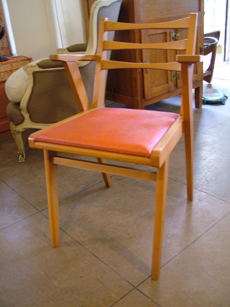 La republicana vintage store silla de los a os 60 - Sillas anos 60 ...