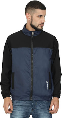 VERSATYL Sports and Casual Track Jacket for Men