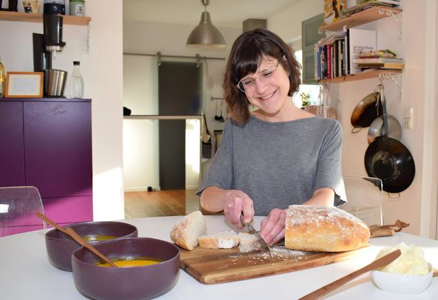 Foodbloggerin Janina Lindemann steht auf Experimente. Am Brot aus dem eigenen Sauerteig etwa feilt die Norheimerin schon seit acht Jahren.