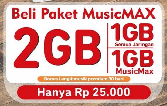 List Streaming Musik Yang Support Aplikasi Musicmax Di Kuota Youthmax