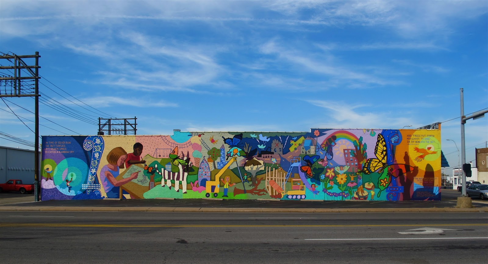 the mural project Find great deals on ebay for ansel adams the mural project shop with confidence.
