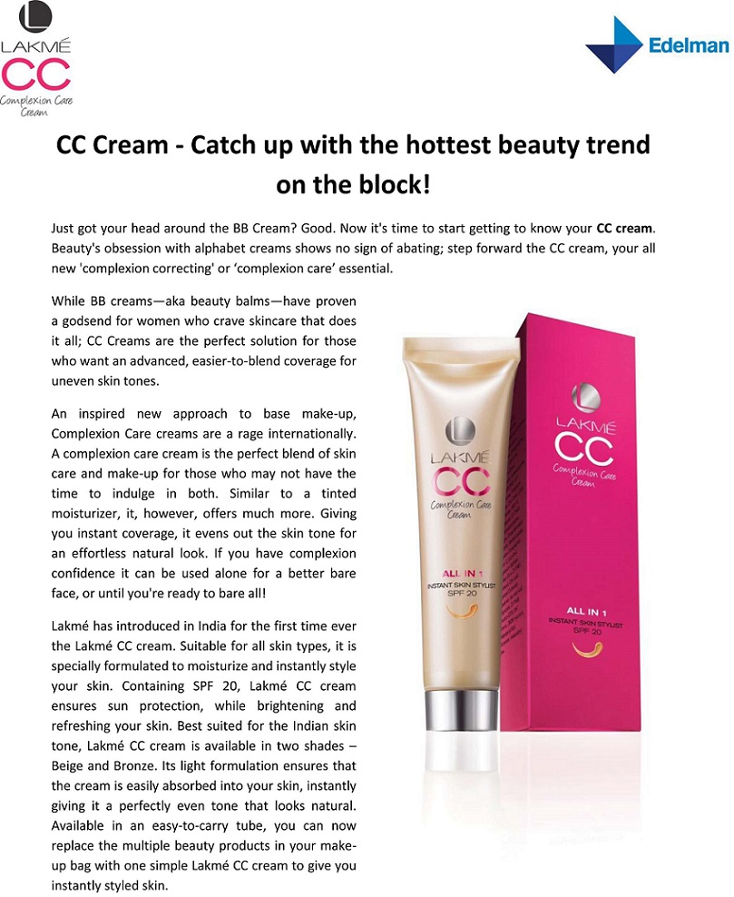 Lakme+CC+Cream+The+hottest+beauty+trend+on+the+block!