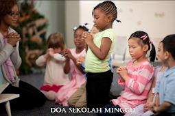 Contoh Doa Firman sekolah minggu yang baik dan menyentuh hati