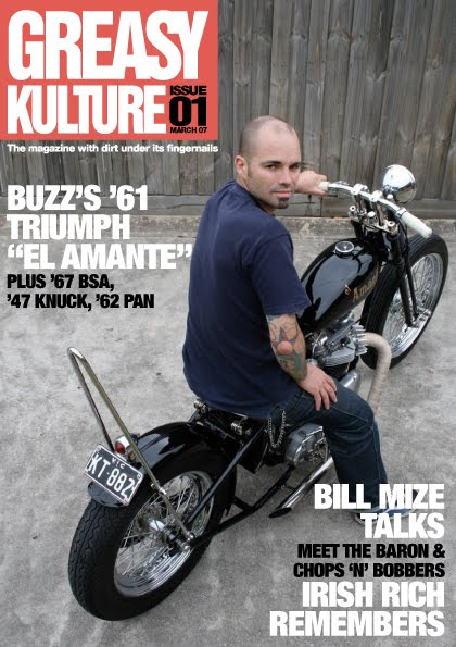 9a4f2a15703fc Greasy Kulture  Lots of people ask me where they can find GKM issue 1