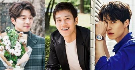 3 ông hoàng độc thân, trưởng thành, quyến rũ của màn ảnh Hàn