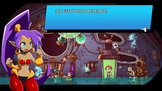 Análisis Shantae and the Seven Sirens para Playstation 4
